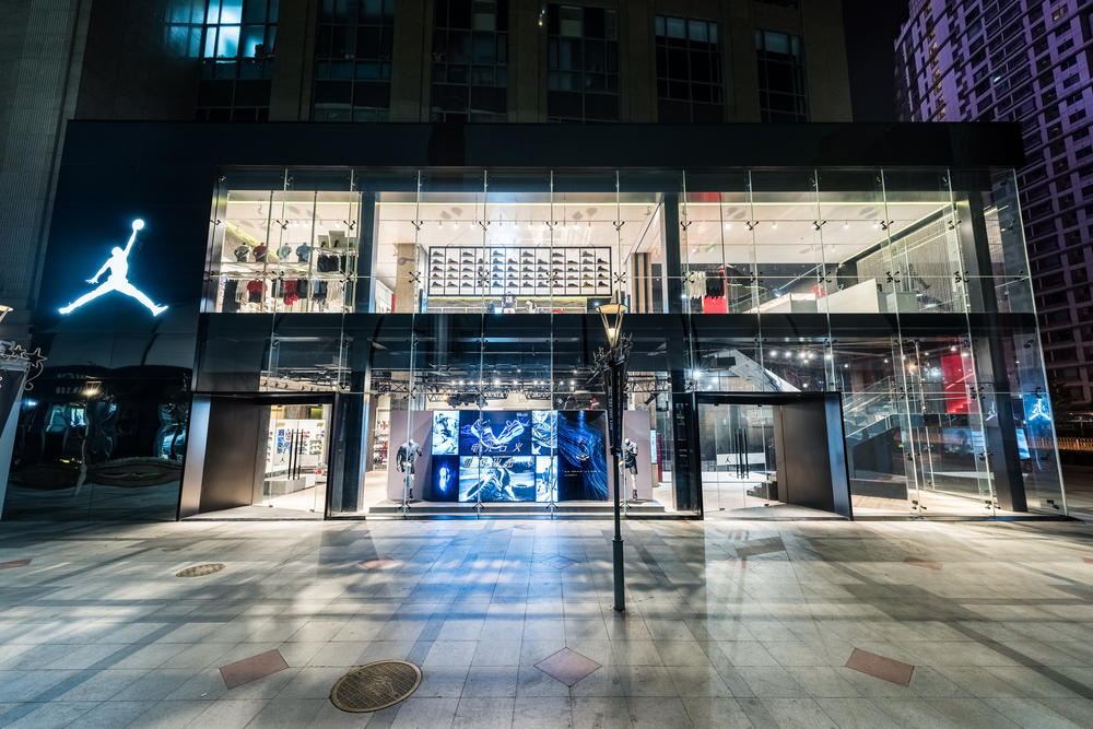 Jordan Brand Celebrates Beijing's Love of the Game with New Jordan 9 Guanghua Store