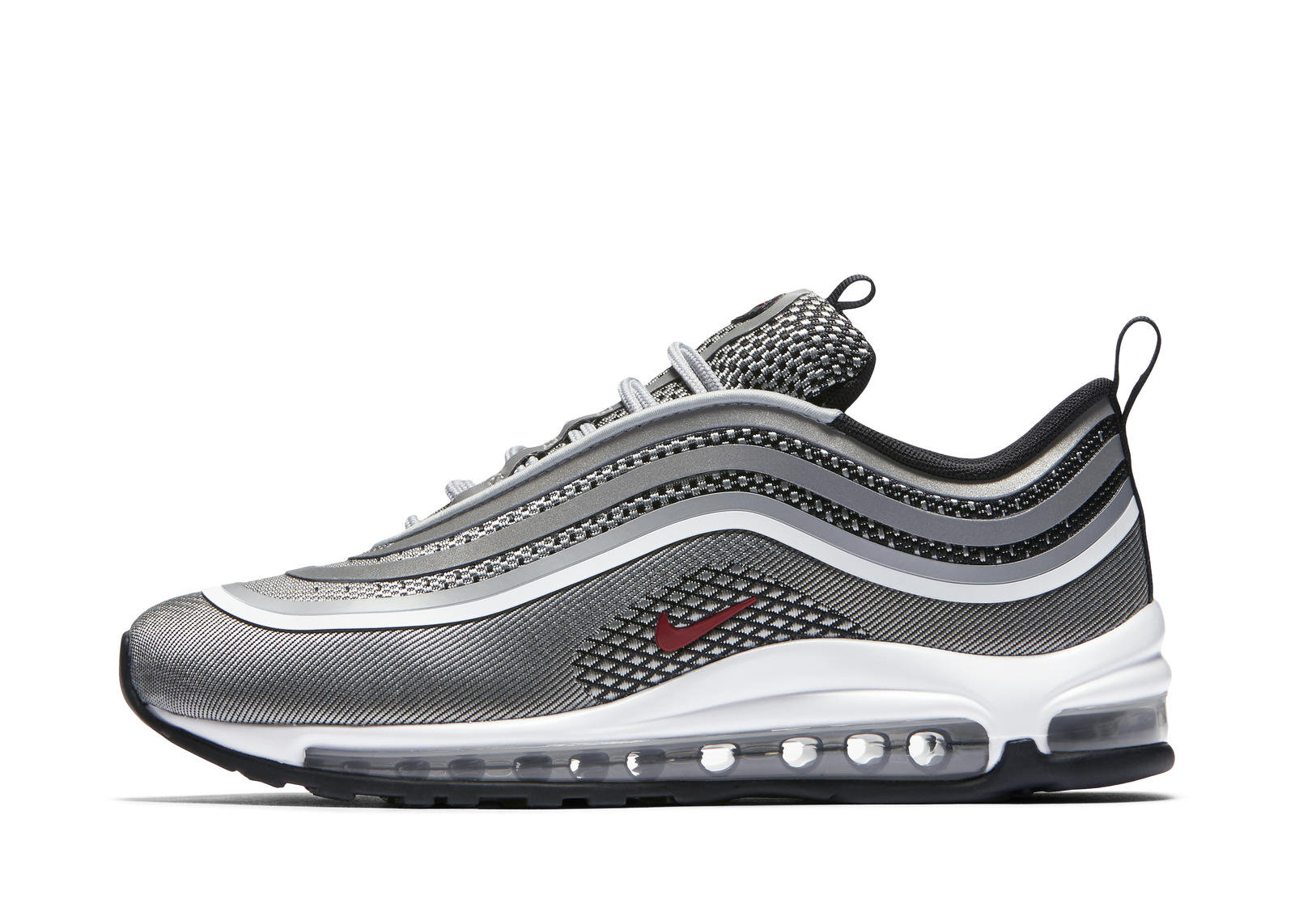 Nike Air Max 97 Ultra - Silver - Side