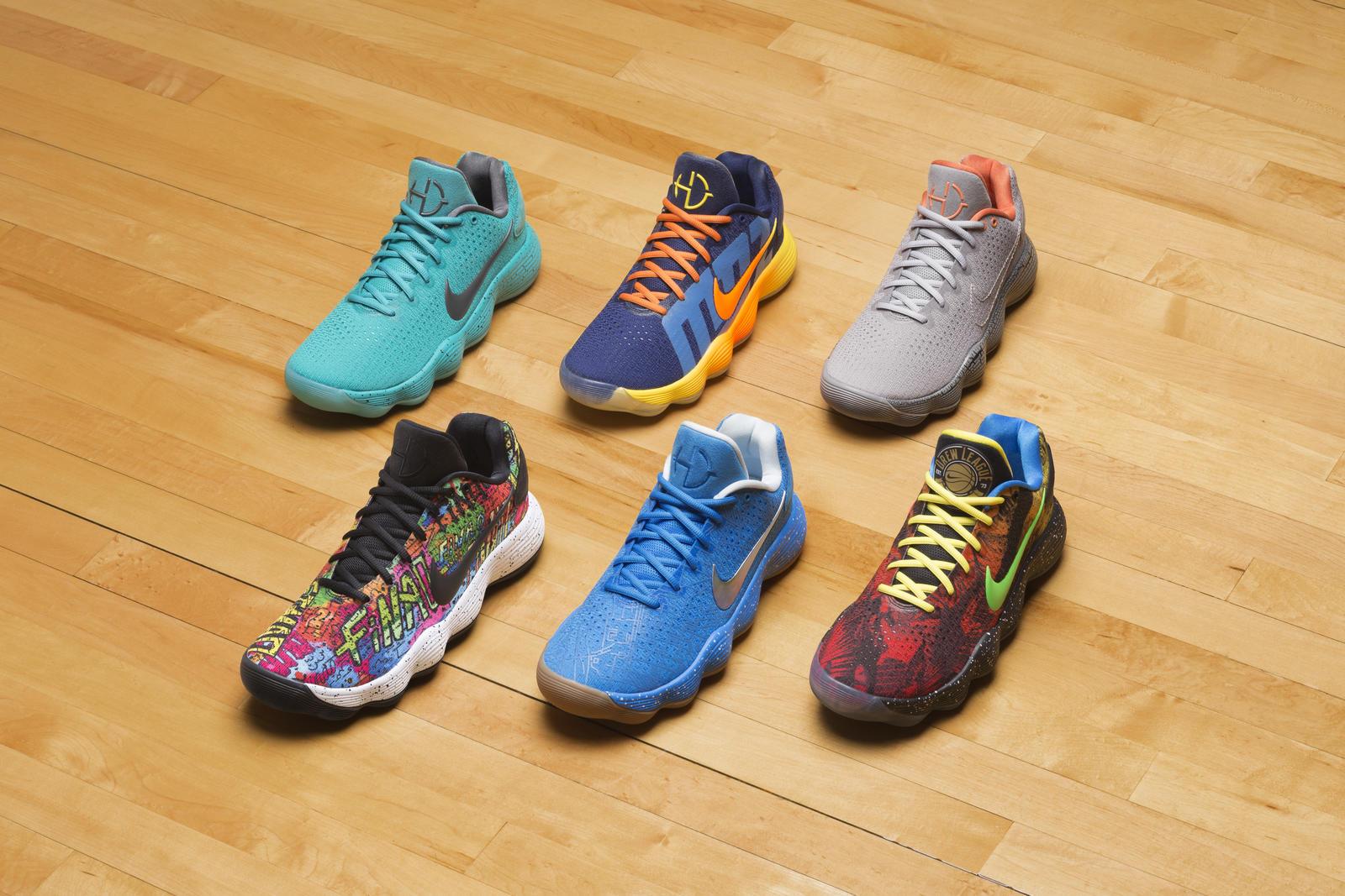 24577553e6b7 Six New Nike Hyperdunk Low Styles Celebrate Basketball s Global ...