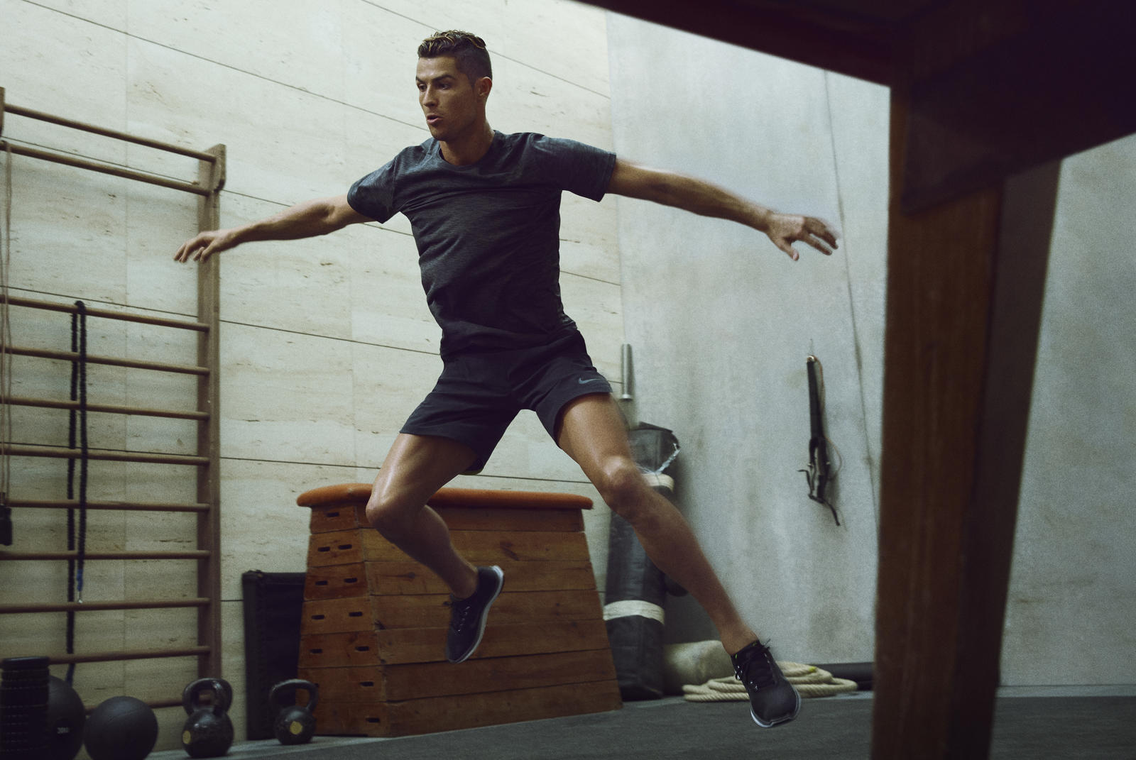 Train (and More) Like Cristiano Ronaldo - Nike News