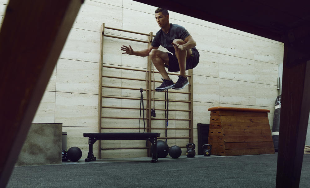 Train (and More) Like Cristiano Ronaldo