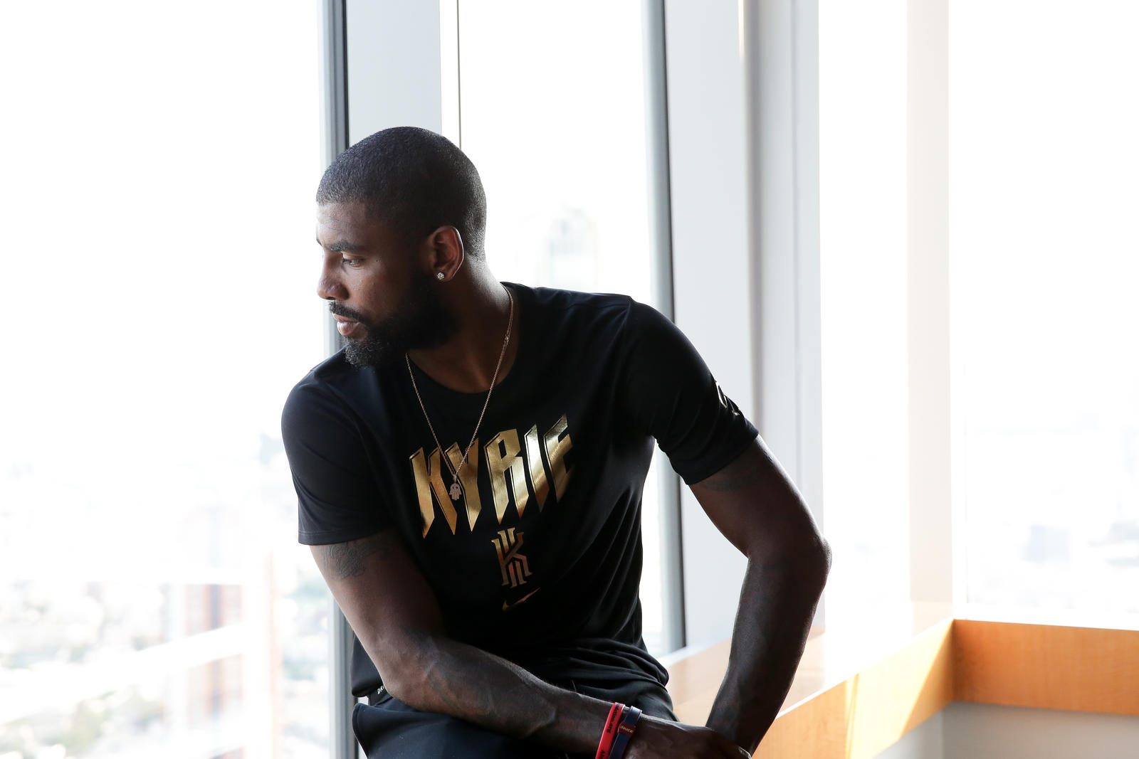 Kyrie Irving Tours Asia with Nike Basketball 0