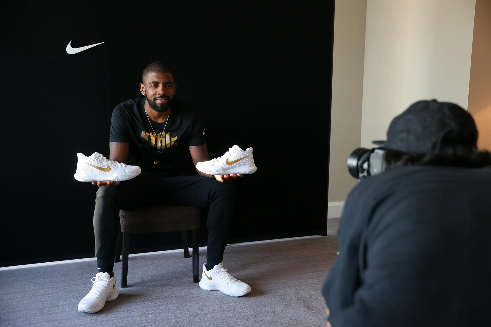 Kyrie Irving Tours Asia with Nike Basketball 3