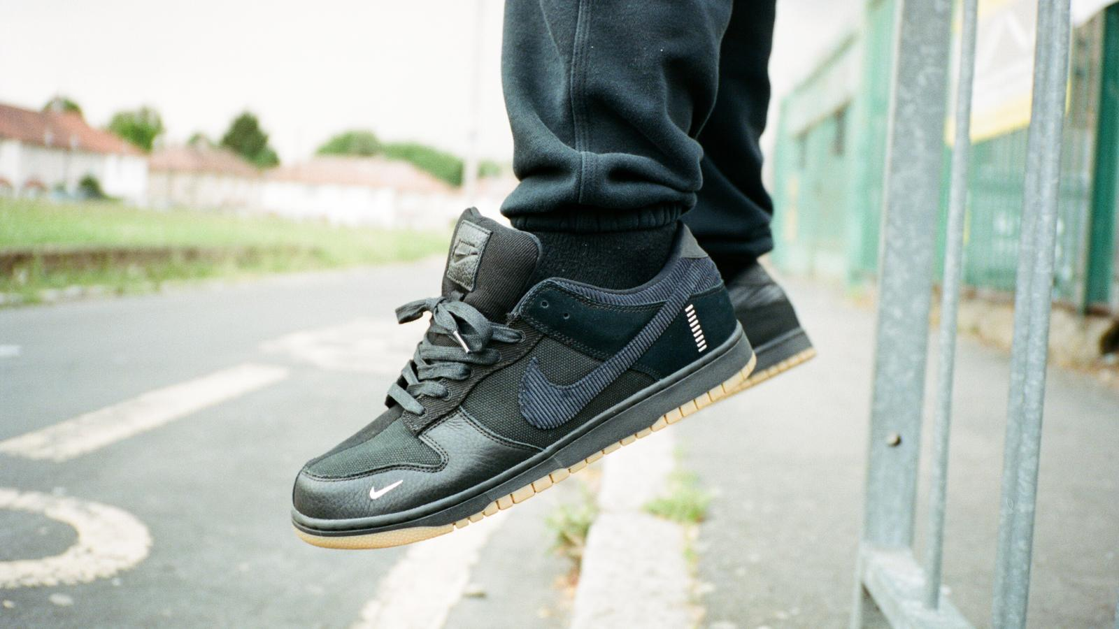 the best attitude 62693 ef9d3 Nike Collaborates with London s The Basement on New Dunk 2