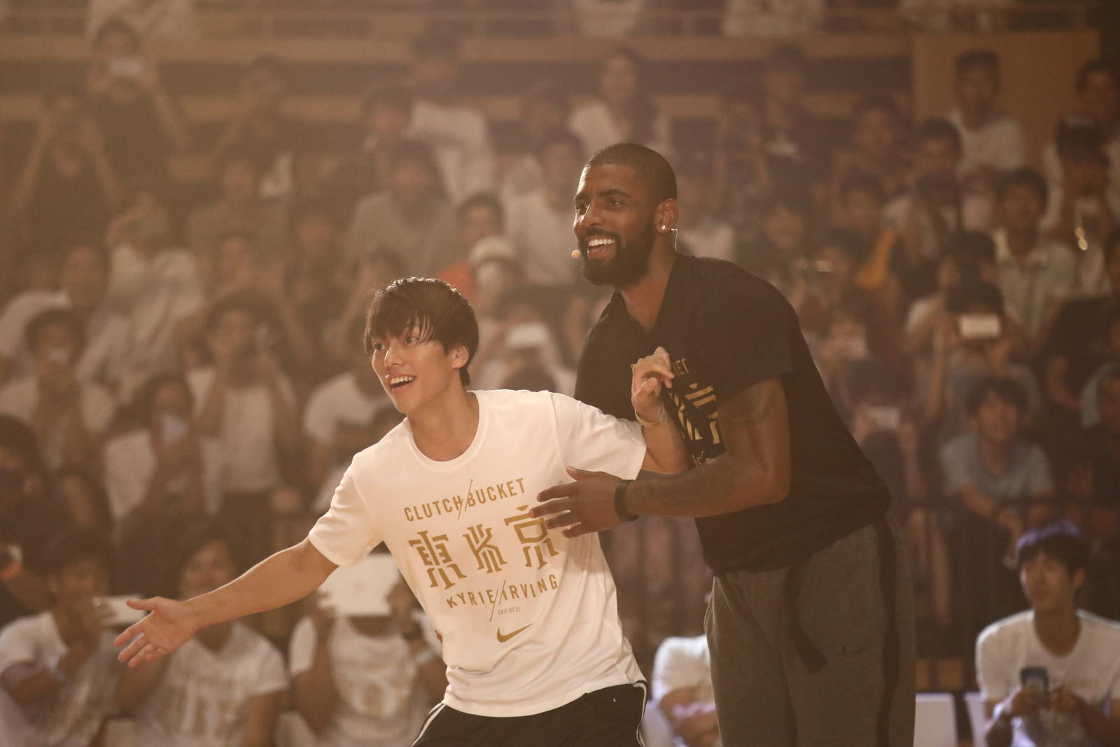 Kyrie Irving Tours Asia with Nike Basketball 8