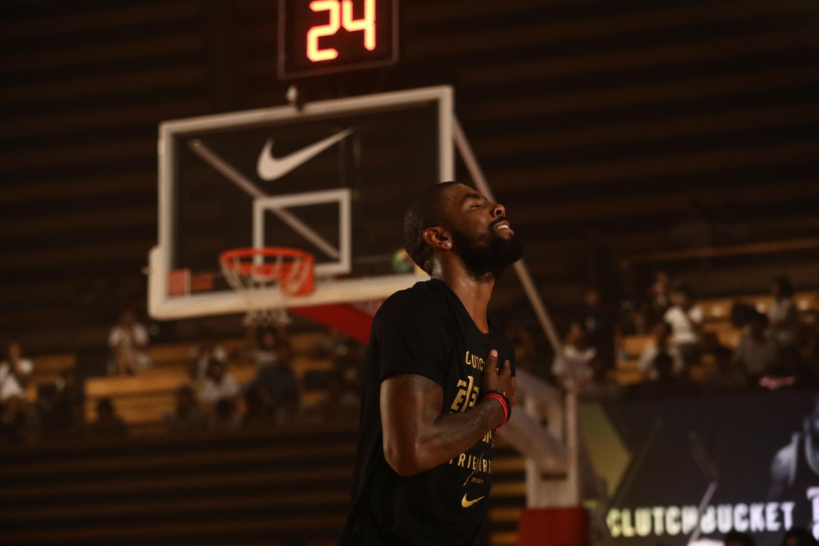Kyrie Irving Tours Asia with Nike Basketball 21