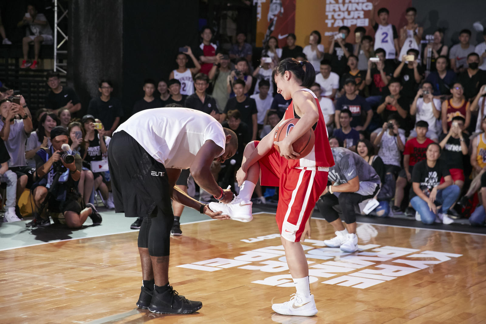 Kyrie Irving Tours Asia with Nike Basketball 24