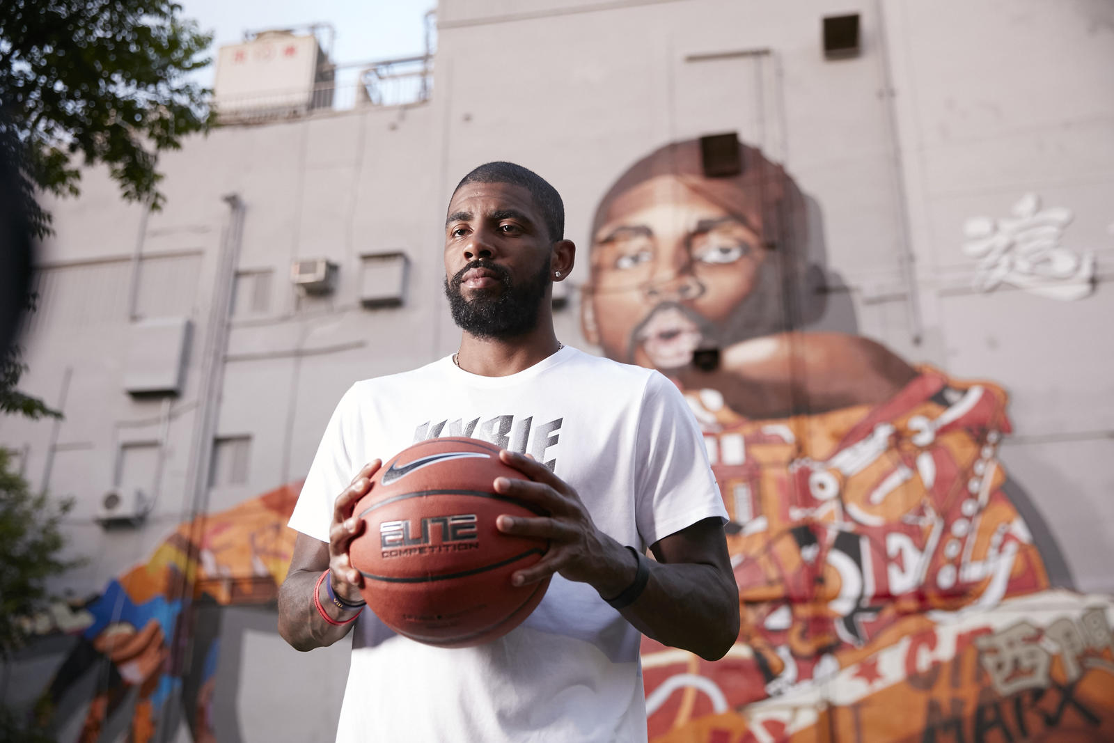Kyrie Irving Tours Asia with Nike Basketball 25