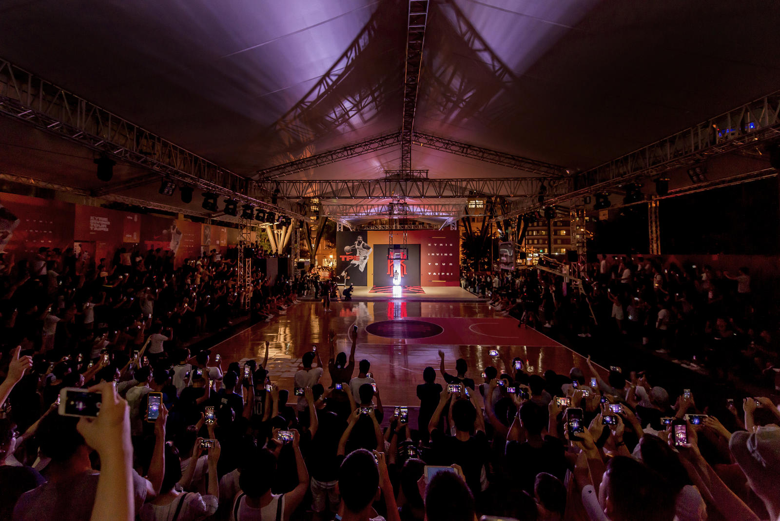 Kyrie Irving Tours Asia with Nike Basketball 26