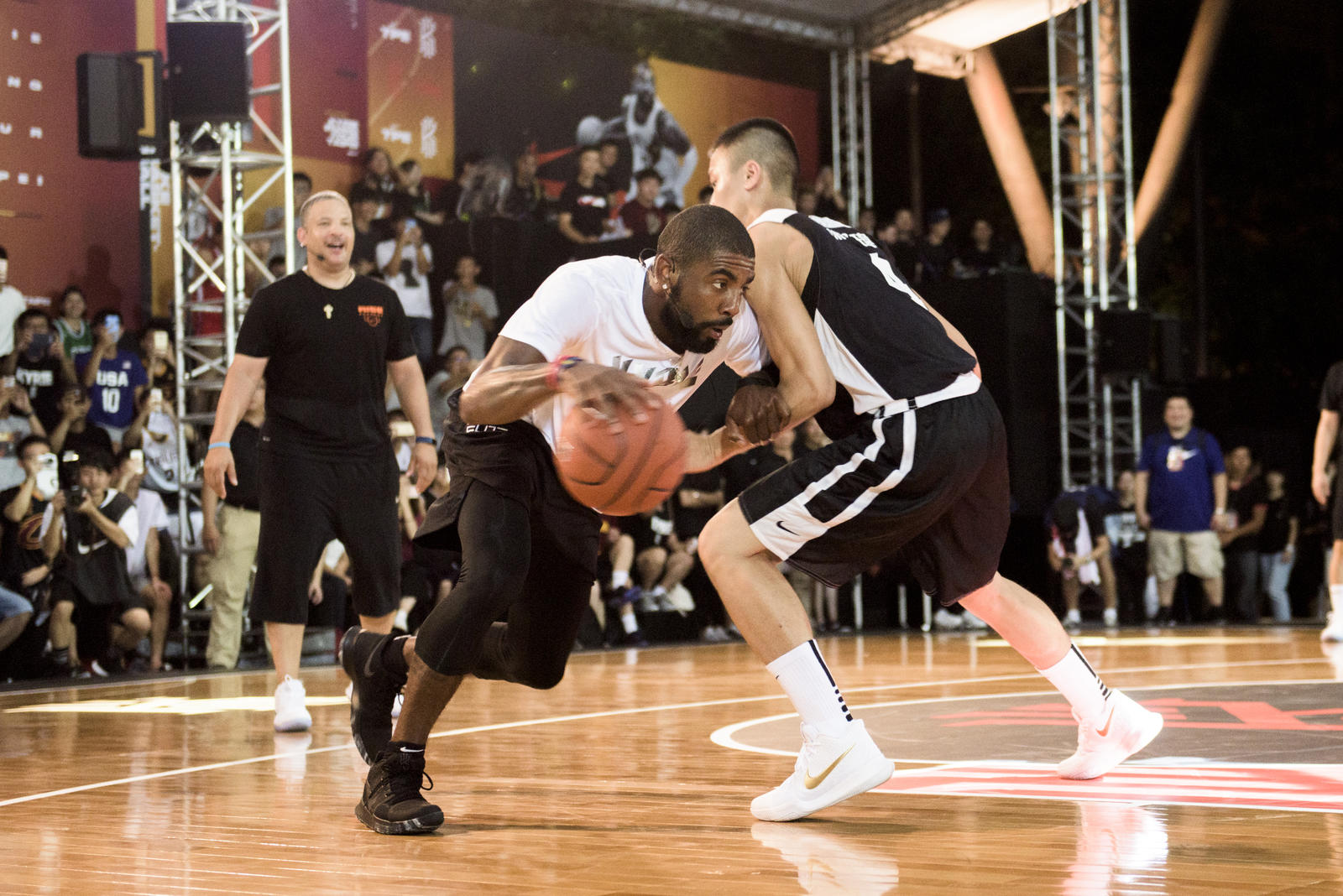 Kyrie Irving Tours Asia with Nike Basketball 28