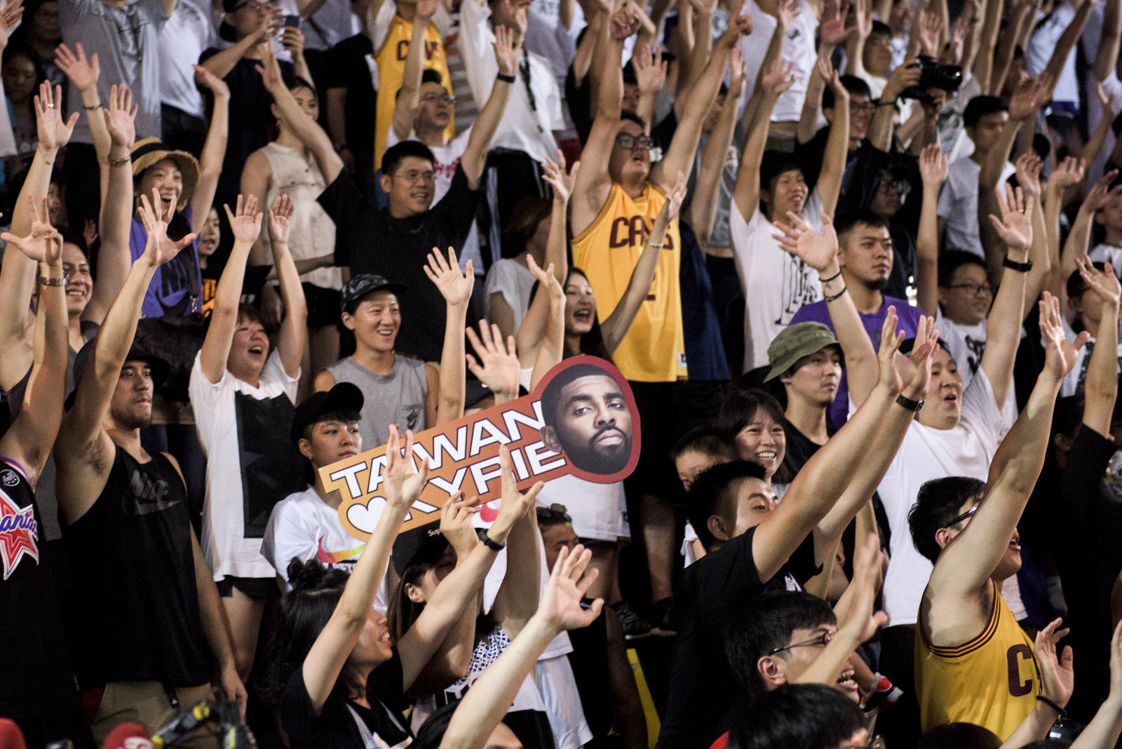 Kyrie Irving Tours Asia with Nike Basketball 35