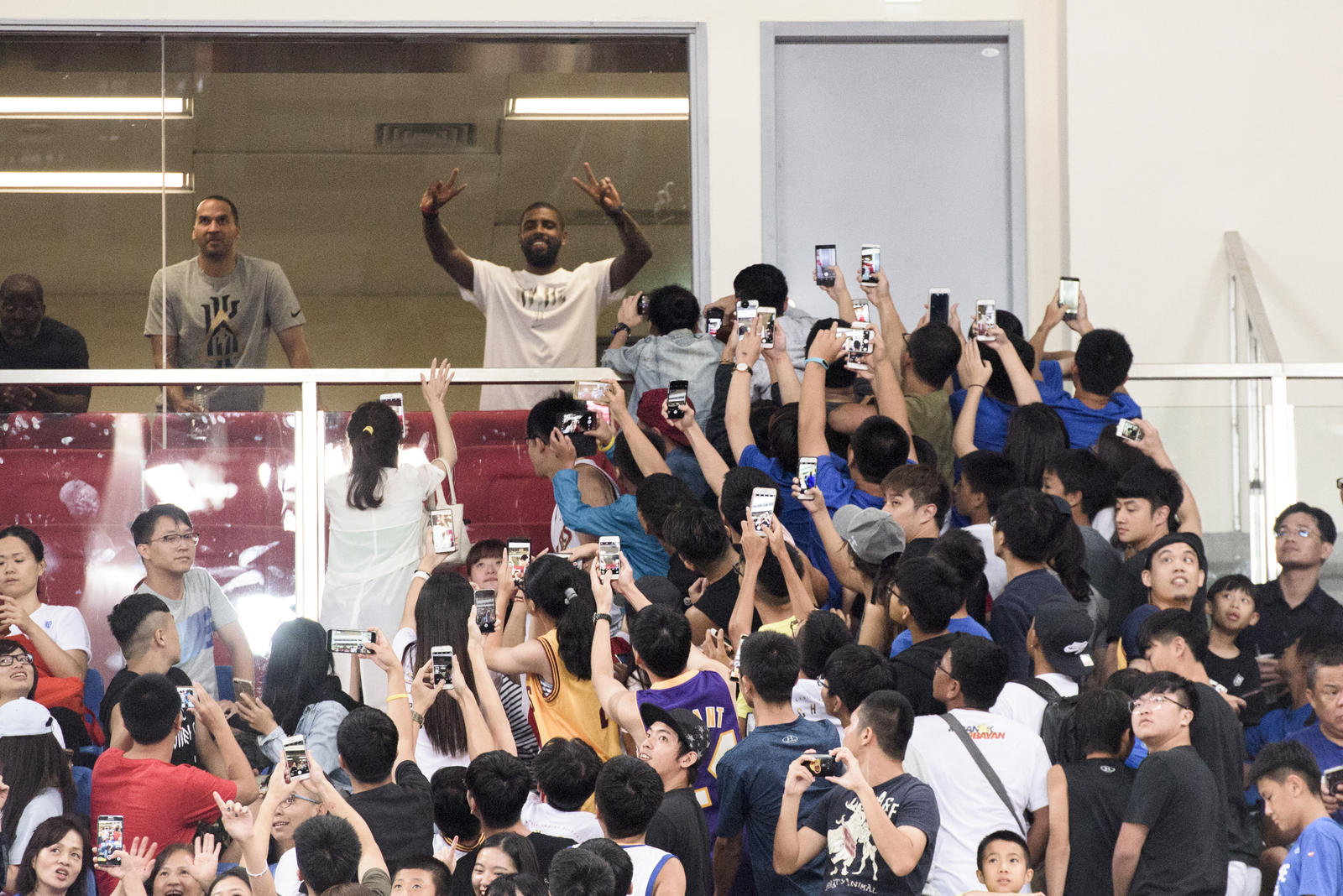 Kyrie Irving Tours Asia with Nike Basketball 38