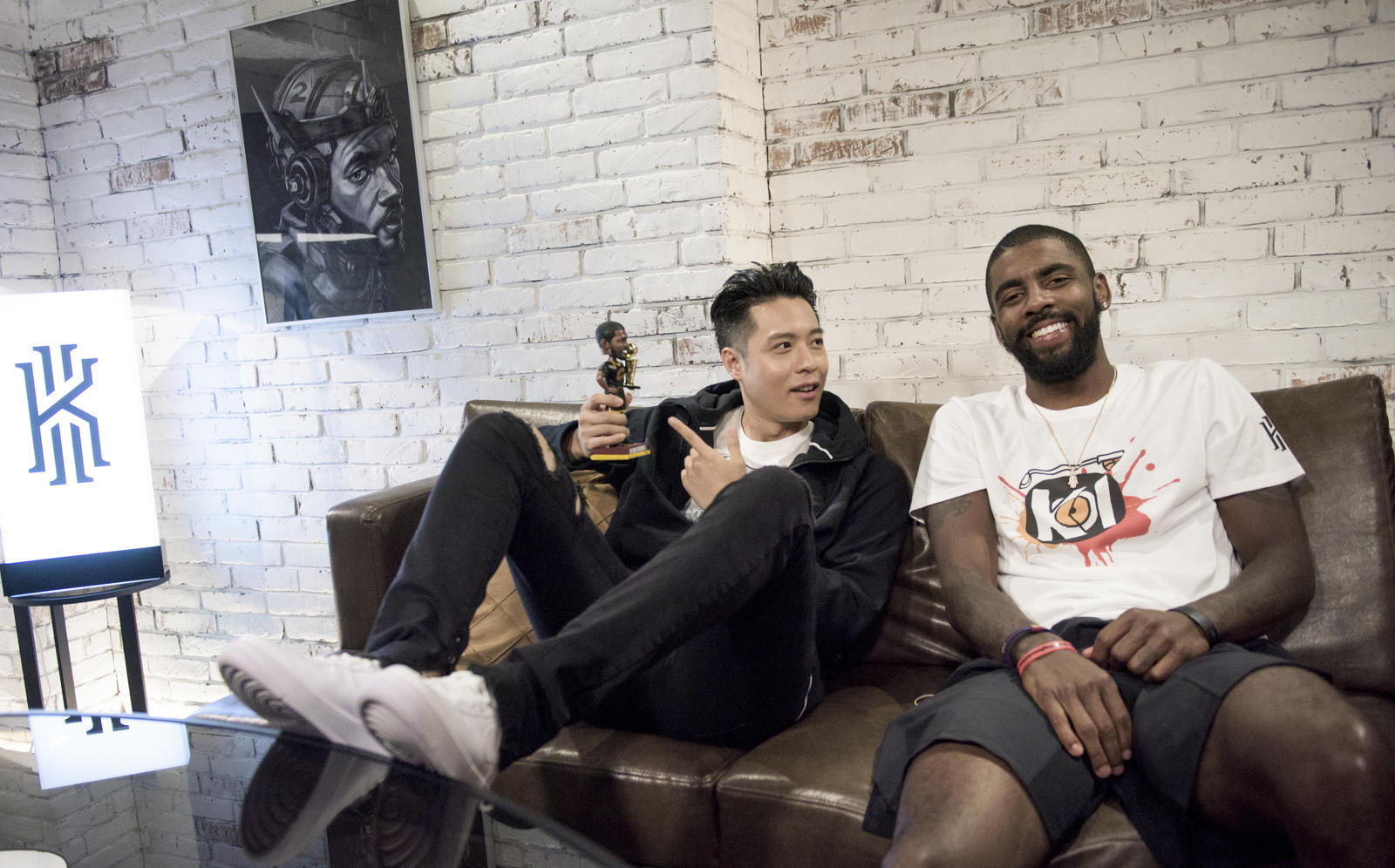 Kyrie Irving Tours Asia with Nike Basketball 41
