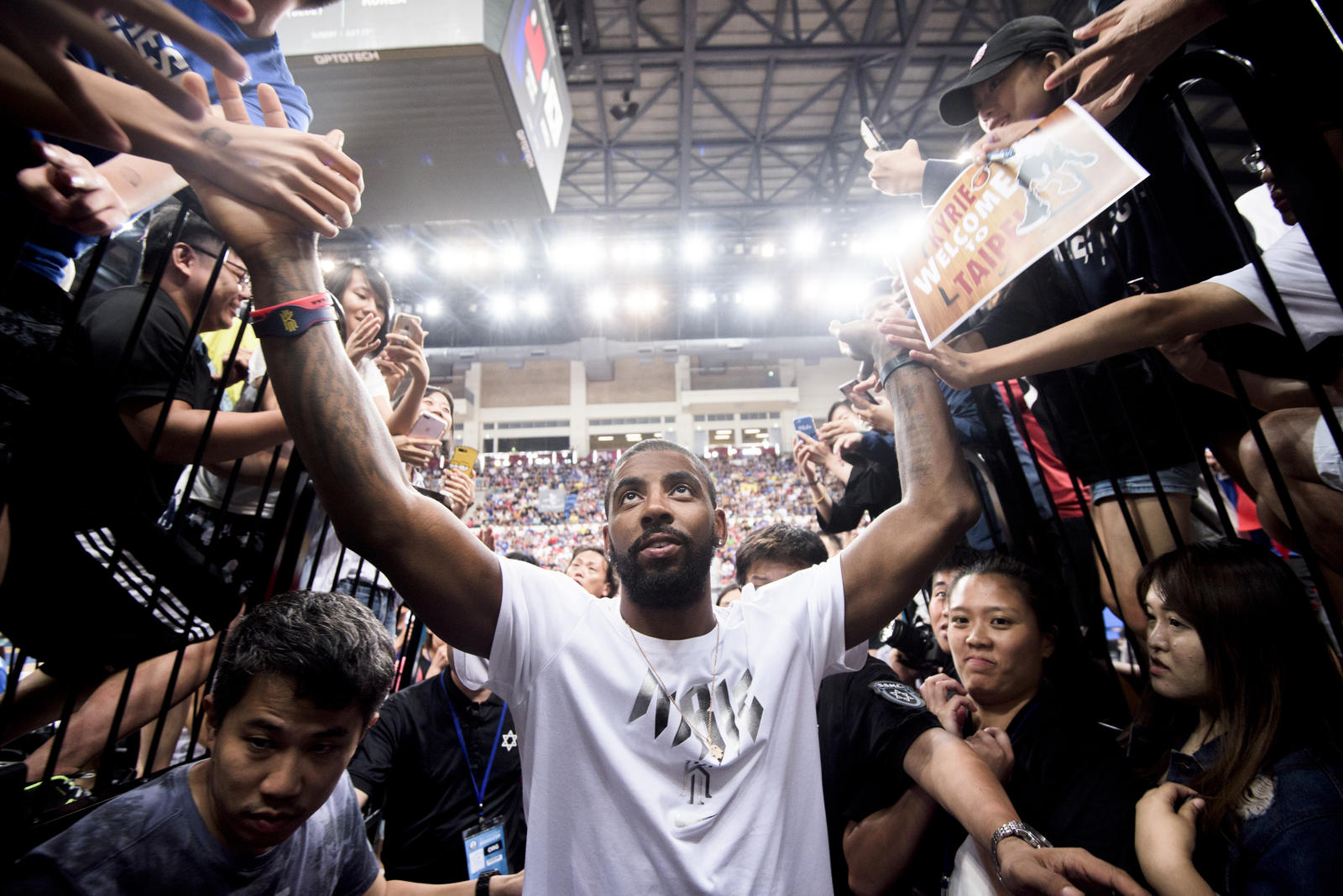 Kyrie Irving Tours Asia with Nike Basketball 44