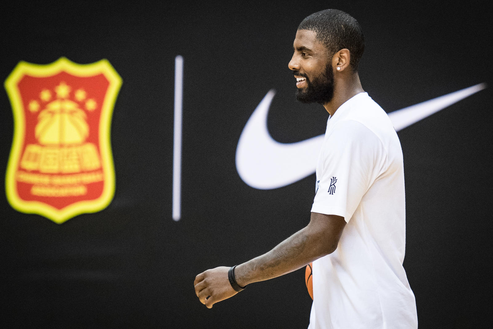 Kyrie Irving Tours Asia with Nike Basketball 67