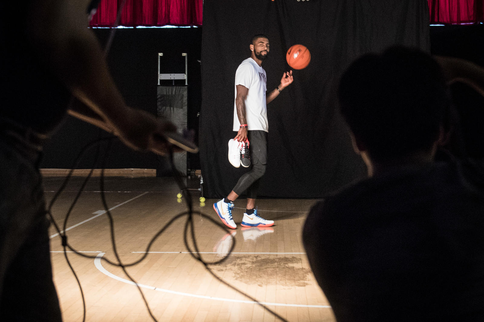 Kyrie Irving Tours Asia with Nike Basketball 81