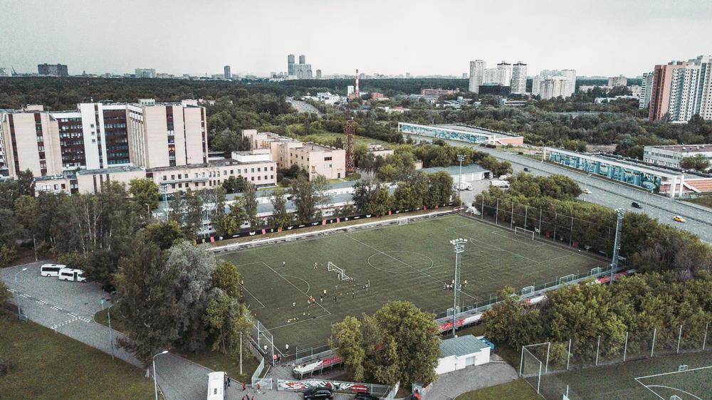 A Look Inside Russian Football