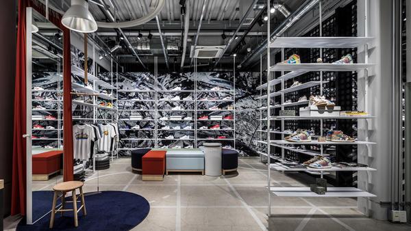 Inside Nike Kicks Lounge Omotesando - Nike News