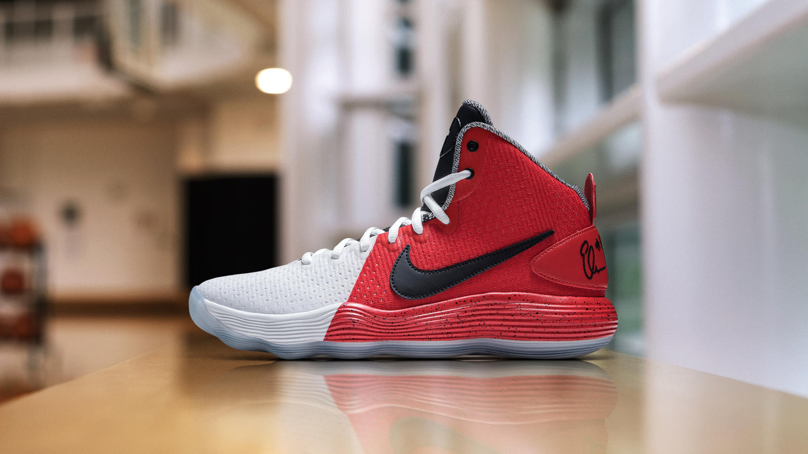 c30d5768e16b Elena Delle Donne Honors Sheryl Swoopes with New Hyperdunk PE - Nike ...