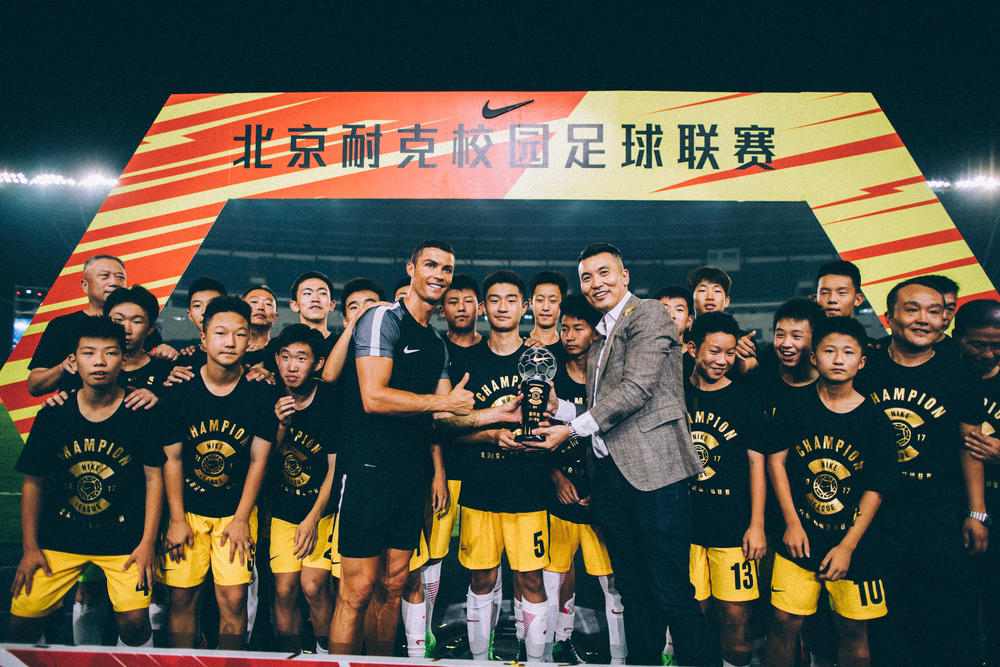 Inside China's Football Culture with Cristiano Ronaldo