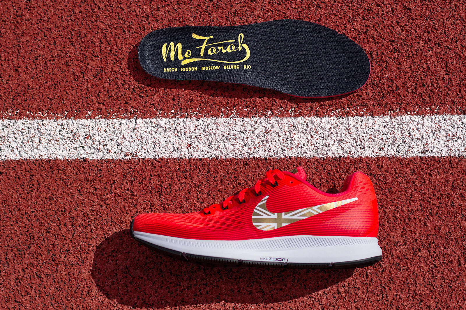 Nike Mo Farah Shoes