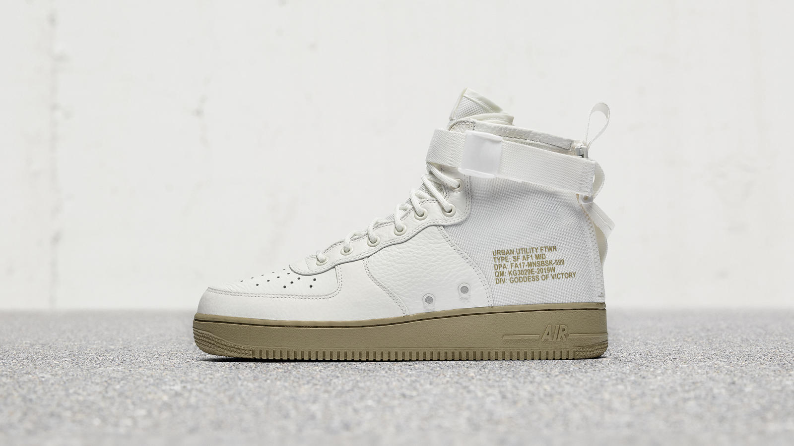 promo code 17e9e 947ab Nike Special Field Air Force 1 Mid - Nike News