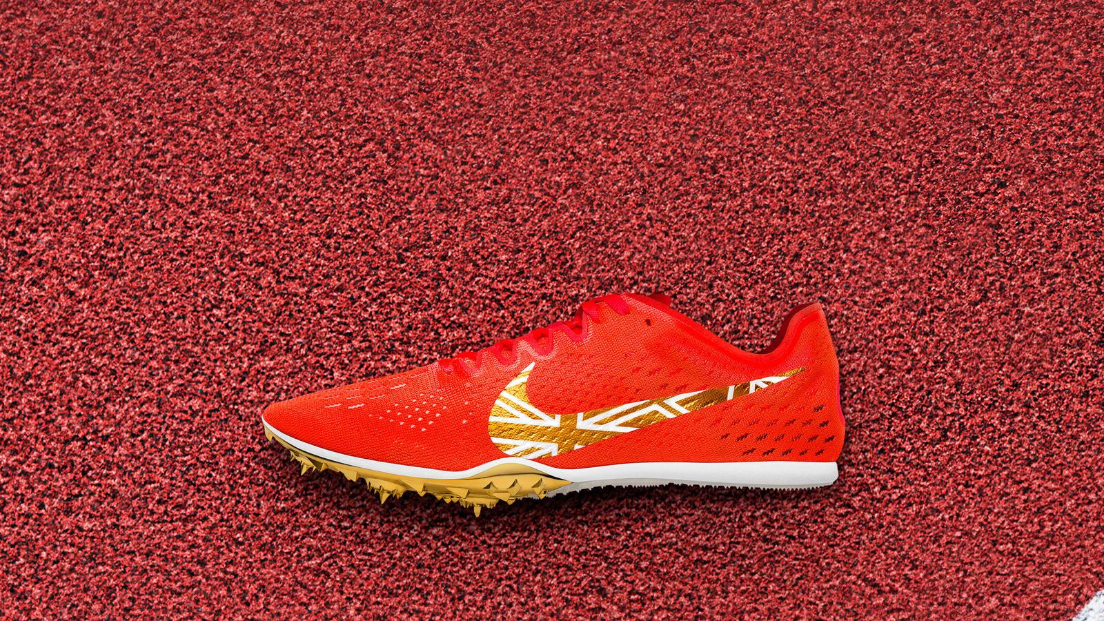 Nike Victory Spike Mo Farah  0