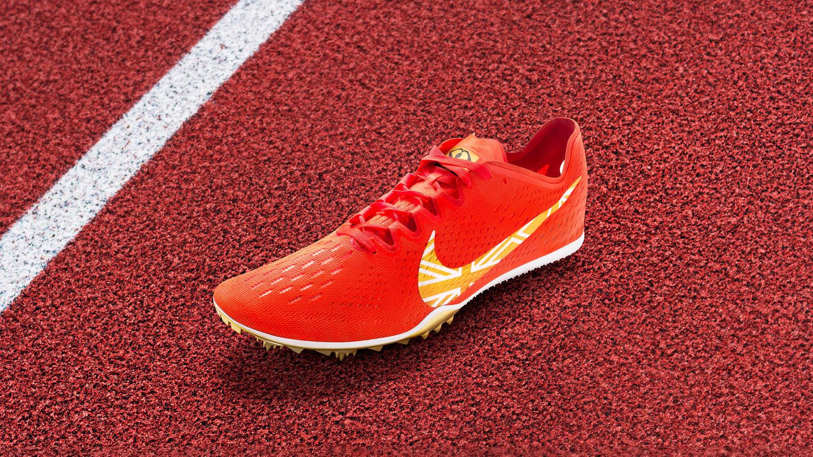 Nike Victory Spike Mo Farah  1