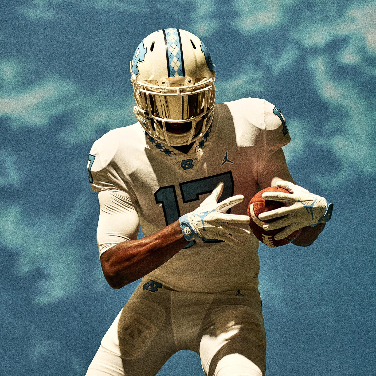 Jordan Brand Reveals the University of North Carolina Football Uniforms  1