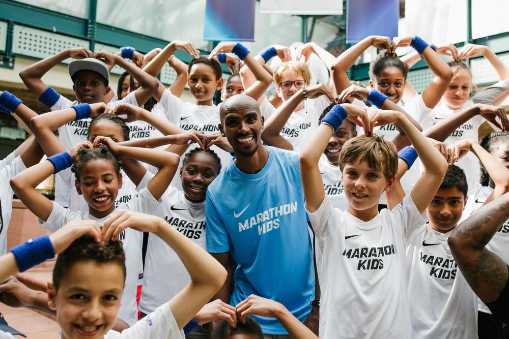 Mo Farah Reveals his Next Step