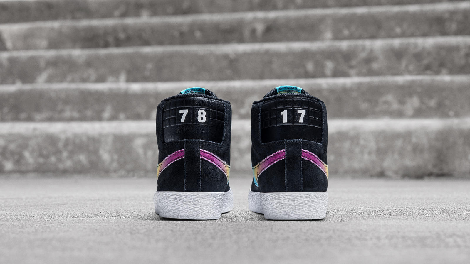 new arrival 785bc cd8d4 Nike SB Zoom Blazer Mid Lance Mountain 1