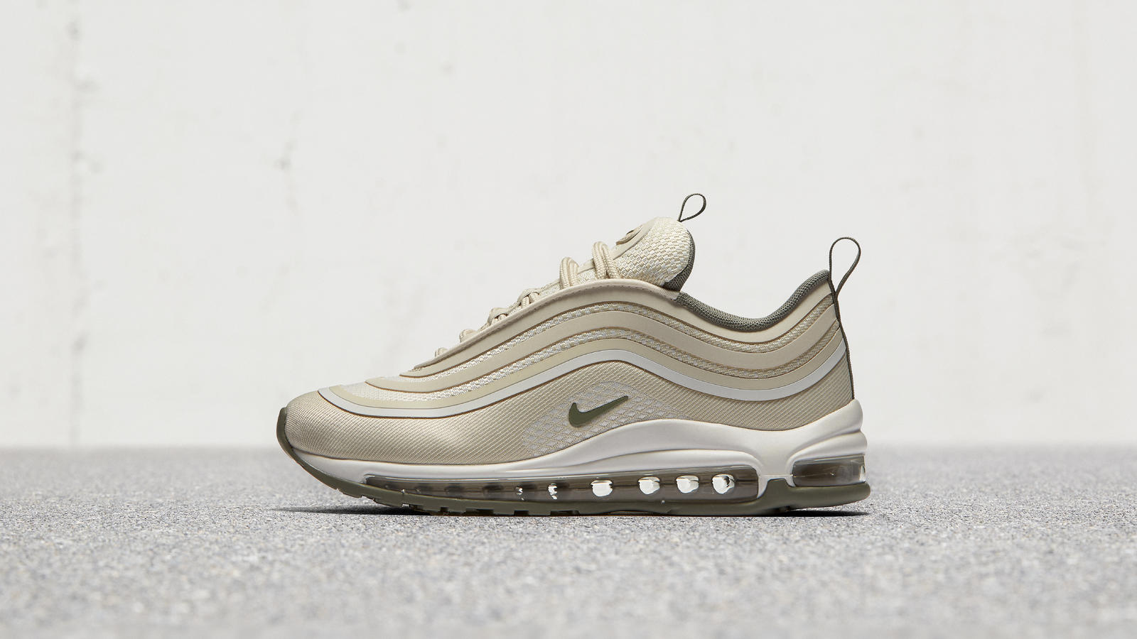 Nike Women's Air Max 97 Ultra '17 Se Lace Up Sneakers in