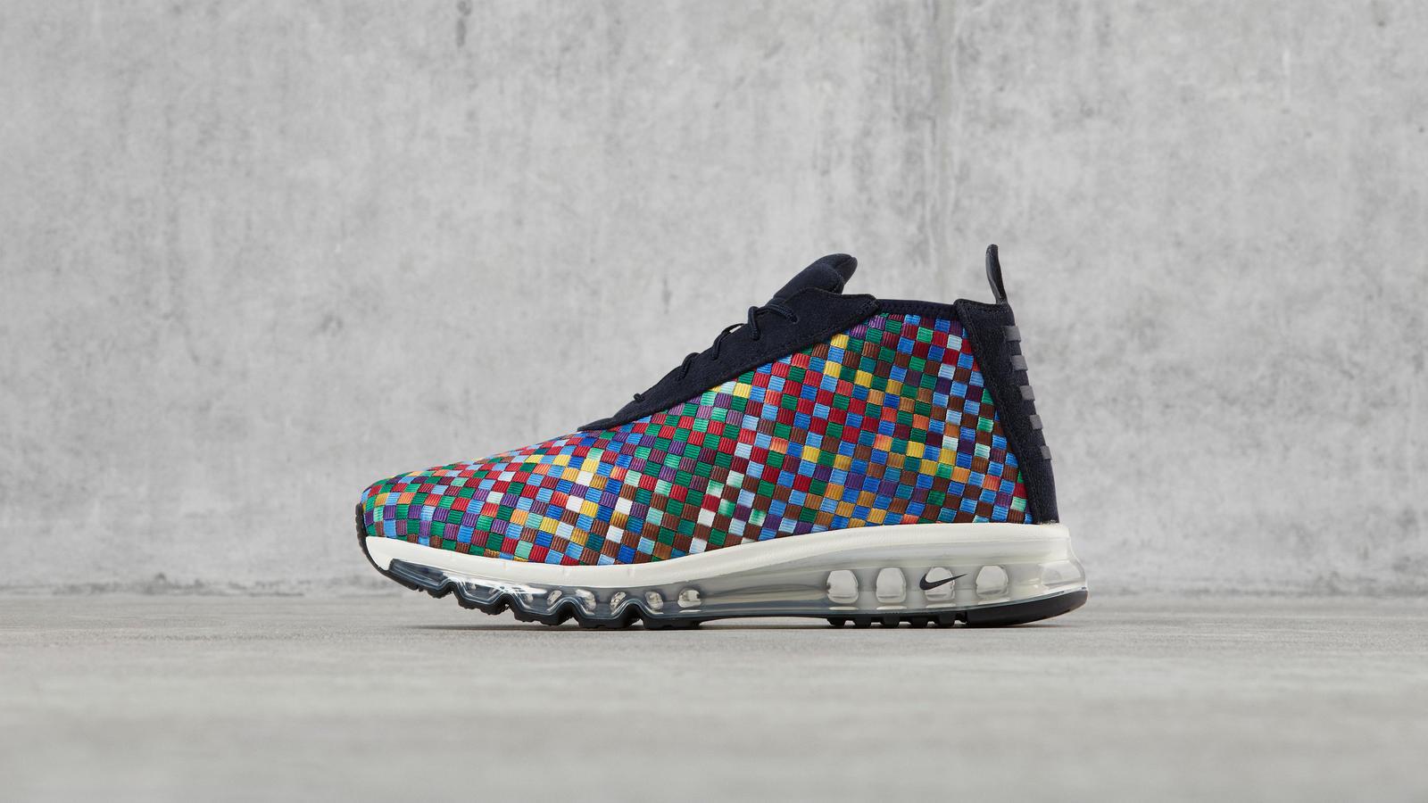 e0a866899b Nike Air Max Woven Boot - Nike News