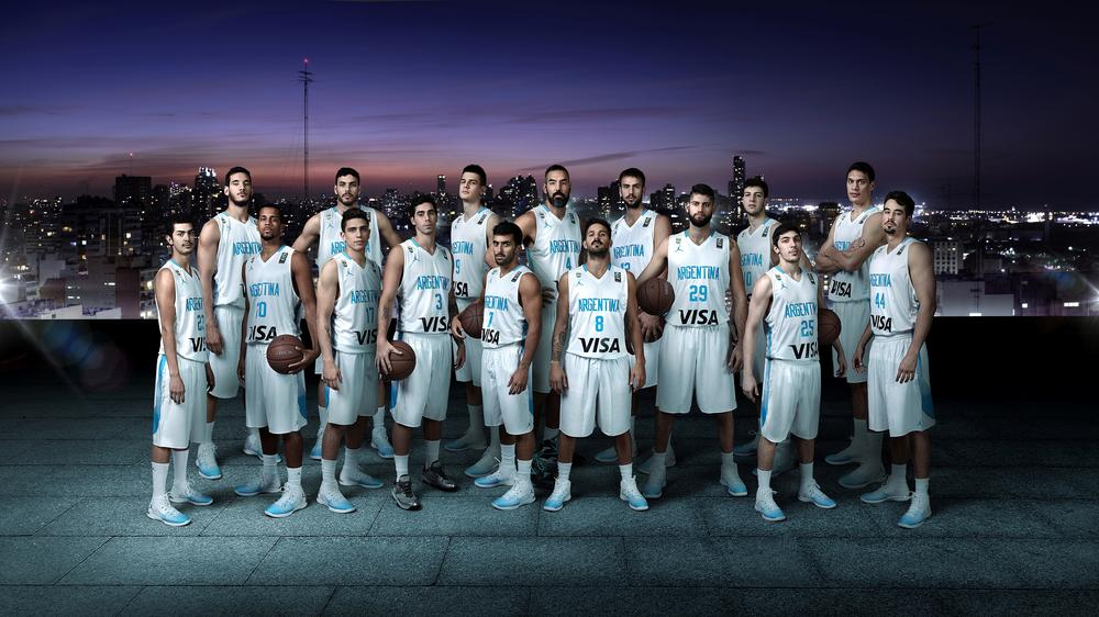 Take a Look at Jordan Brand's New Argentina Basketball Uniform