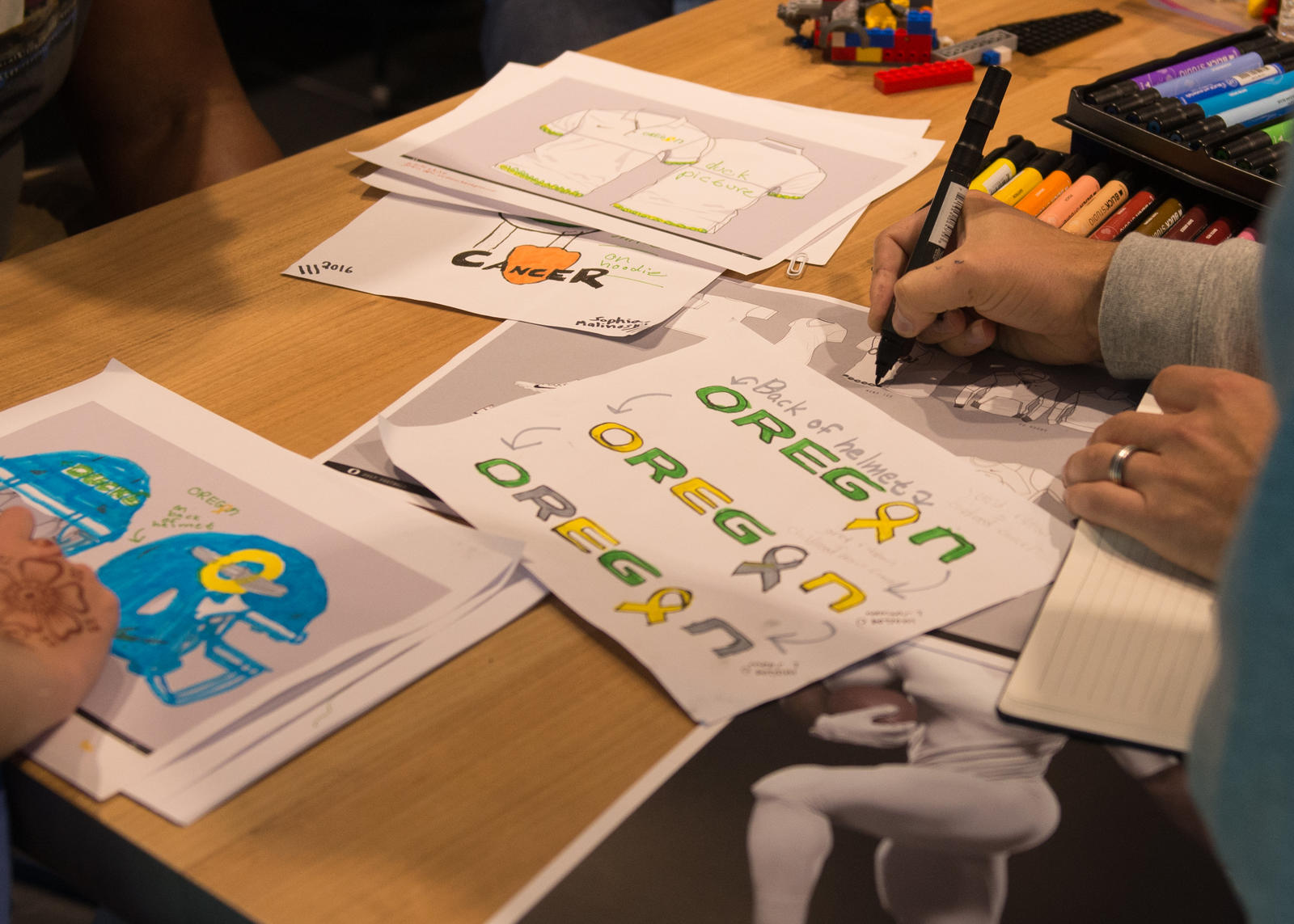 Doernbecher Freestyle Program Designs Latest Oregon Uniforms  0