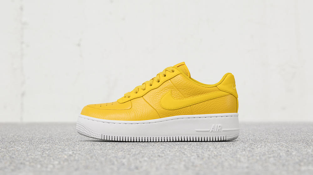 "Nike Air Force 1 Upstep Premium Low ""Bread & Butter"""