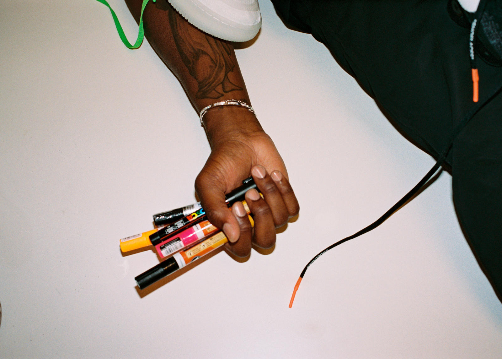 """Virgil Abloh and Nike Announce New Design Project """"The Ten"""
