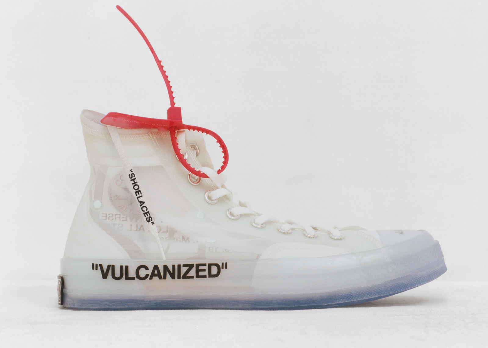 "Virgil Abloh and Nike Announce New Design Project ""The Ten"