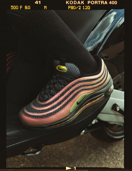Skepta Shoe Size
