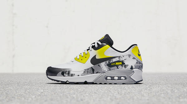 air max 90 ultra nere