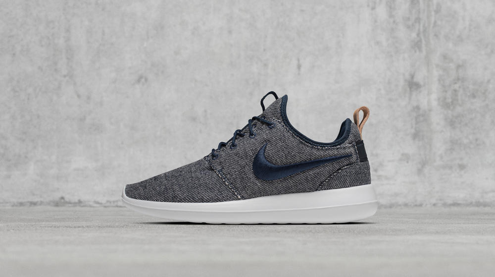 Nike Roshe Two x Loopwheeler