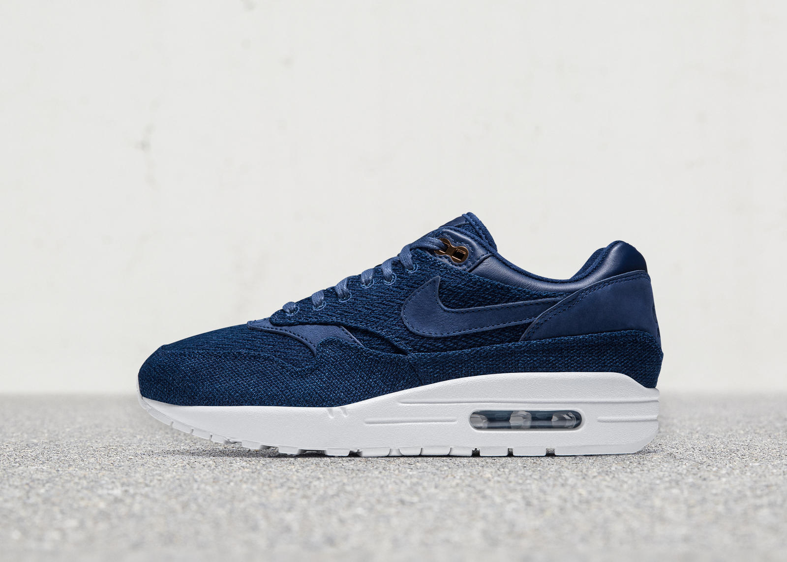 Nike Air Max 1 Lux X Entreprise Tissu Londres Epping