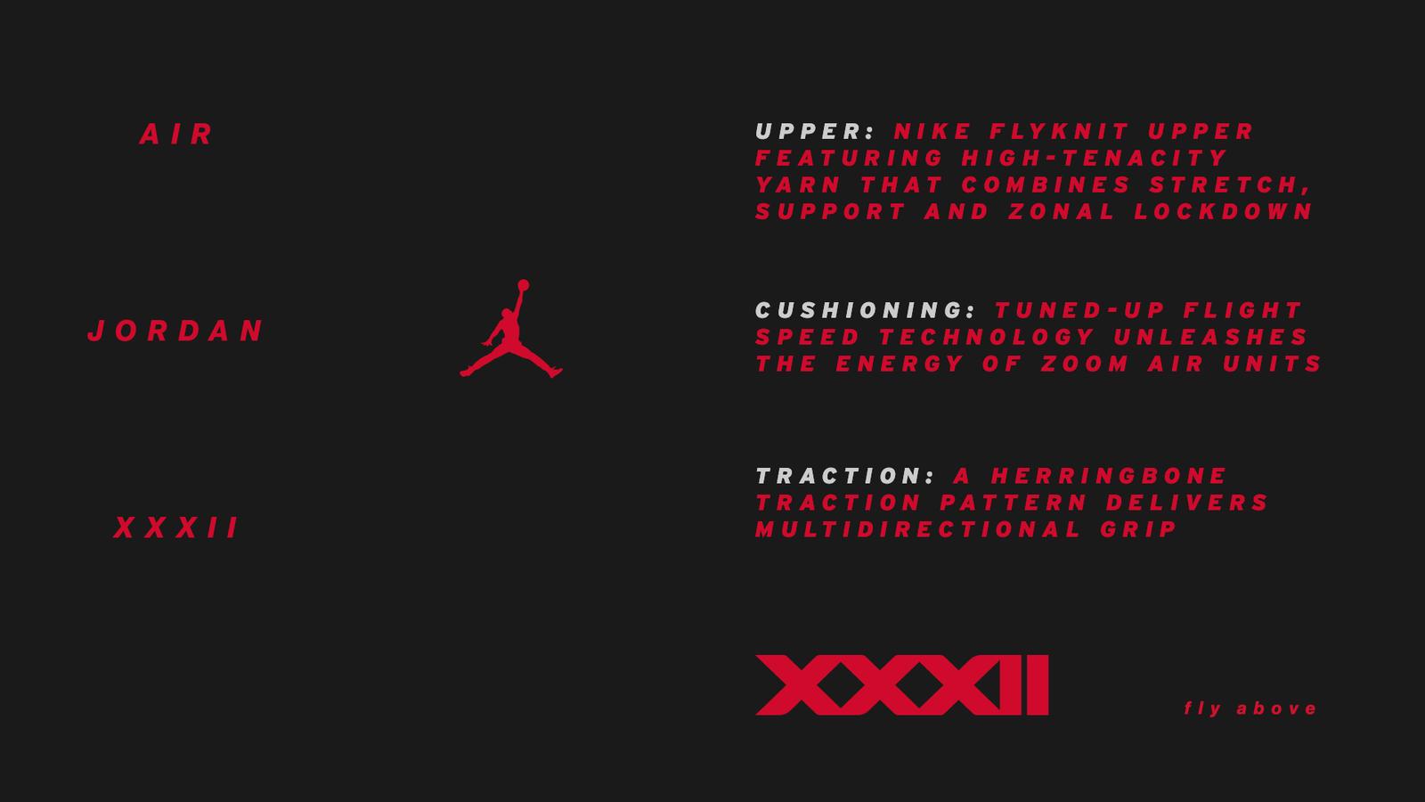 Introducing The Air Jordan Xxxii Nike News