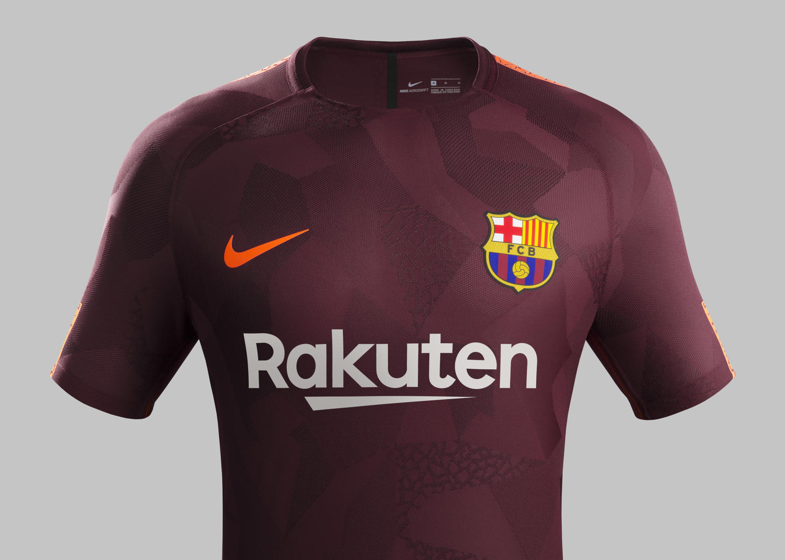 271892ba4 FC Barcelona Third Kit 2017-18 - Nike News