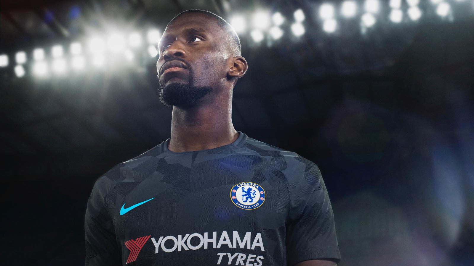 Chelsea Fc Returns To Europe S Elite Competition With Camo Third Kit Nike News
