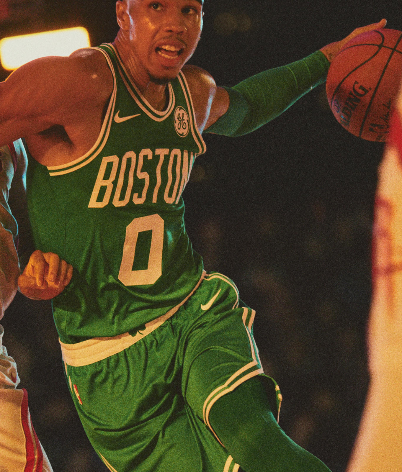 The Mad Science Behind Nike's NBA Uniforms 45