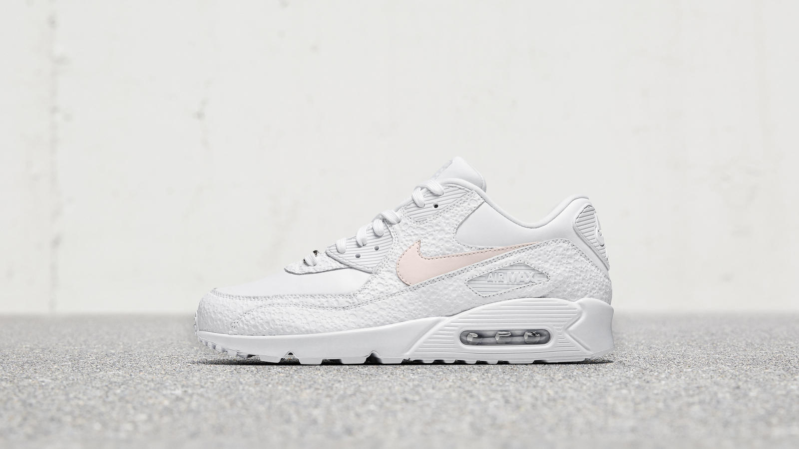 reputable site 56e61 e90a6 Nike Flyleather Air Max 90 SE 1