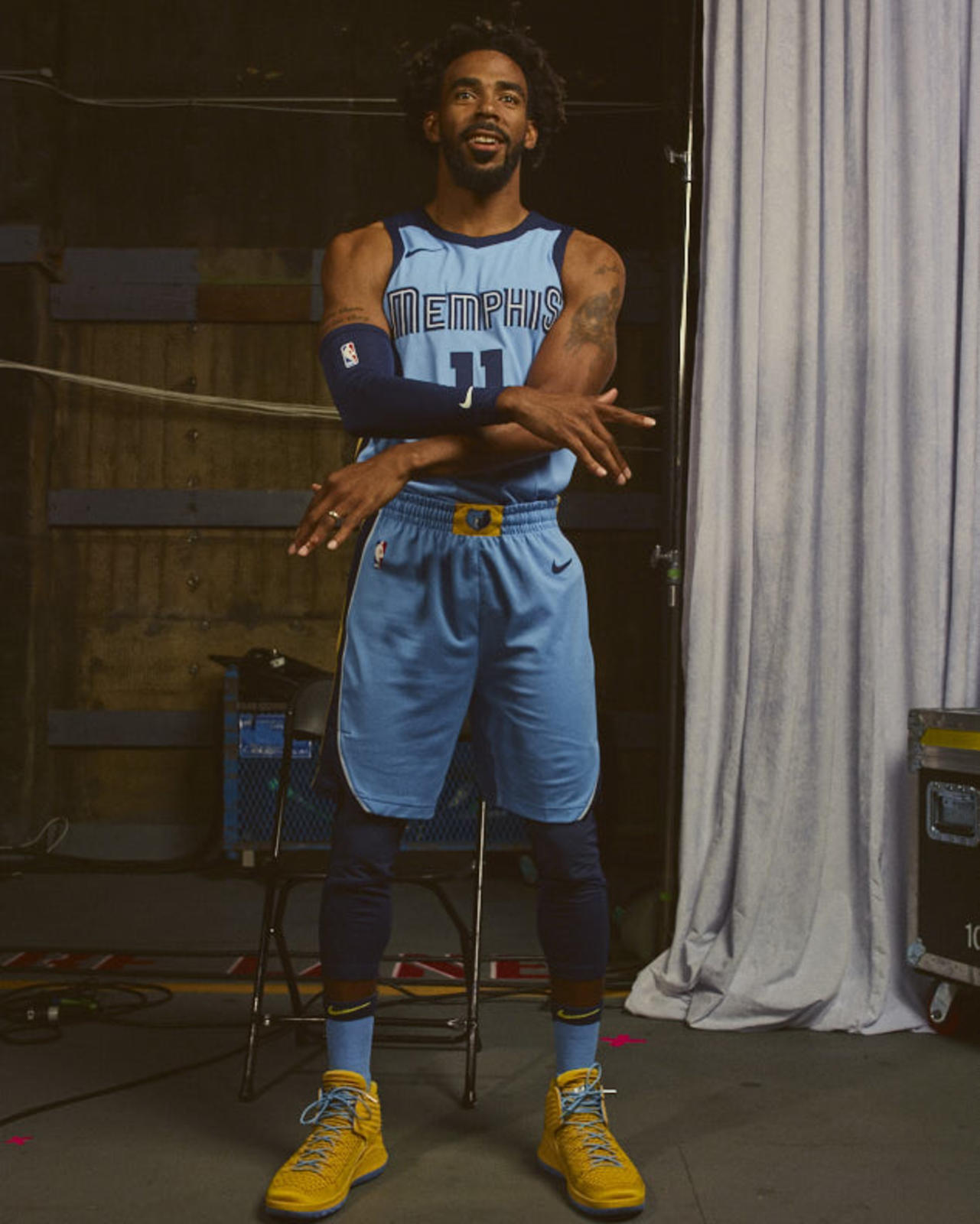 Here Are All Of Nikes NBA Statement Edition Uniforms