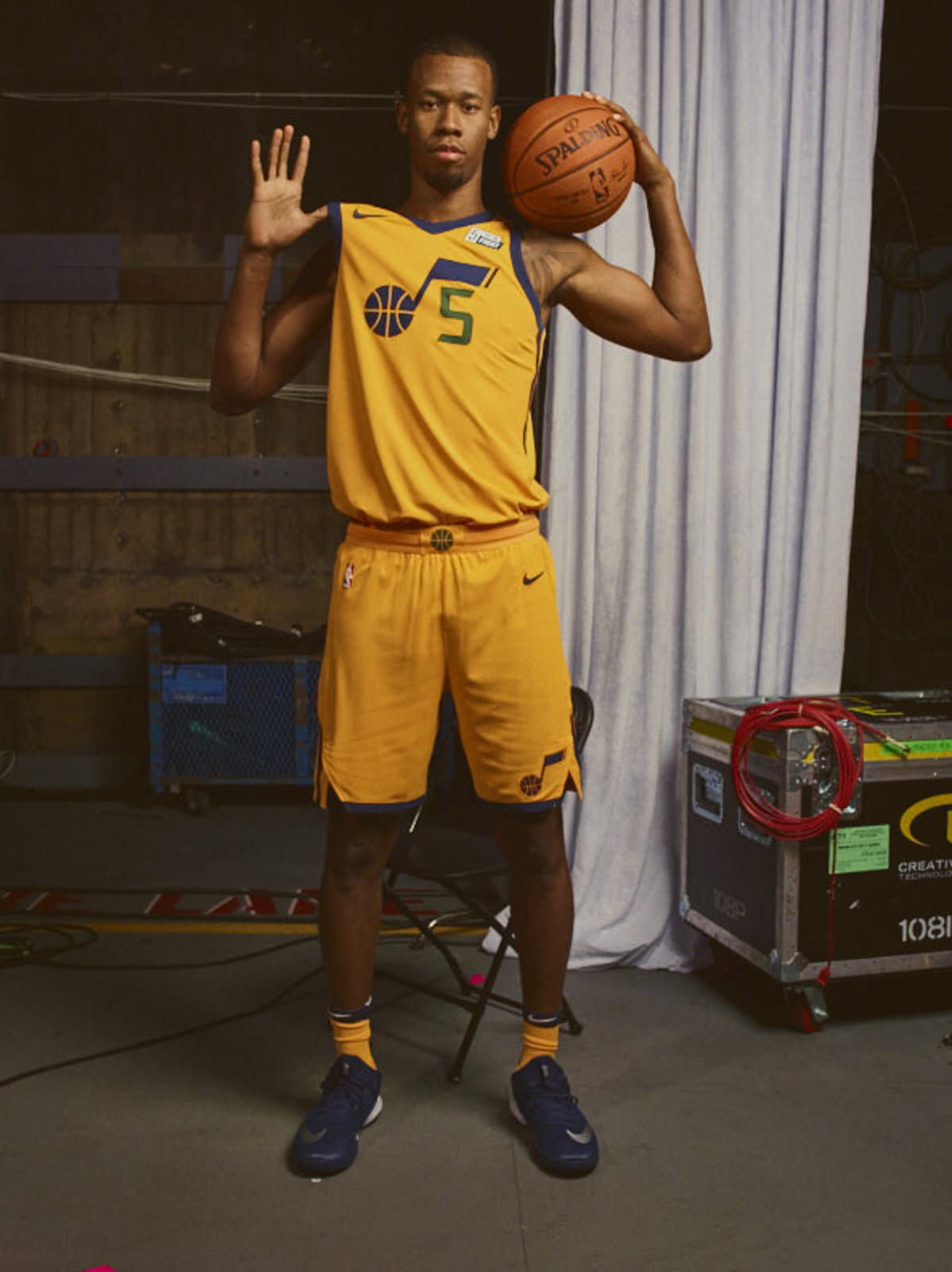 Here Are All of Nike's NBA Statement Edition Uniforms 23