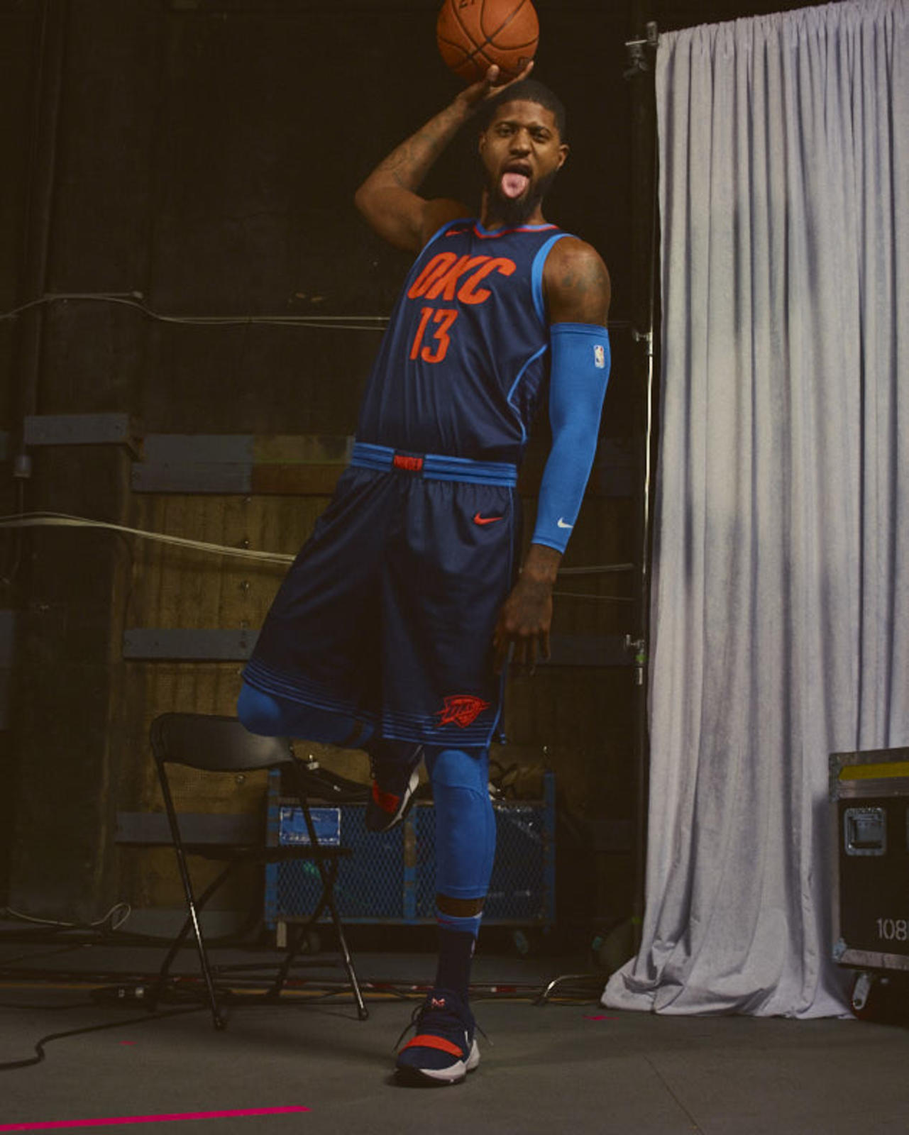 Here Are All of Nike's NBA Statement Edition Uniforms 24